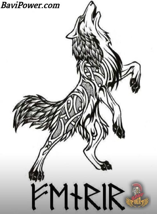 The Binding of Wolf Fenrir. Fenrir was the third son of Loki and giantess  Angrboda. He was the most notorious villain in Norse mythology for his  brutality ... ffc83bcd5