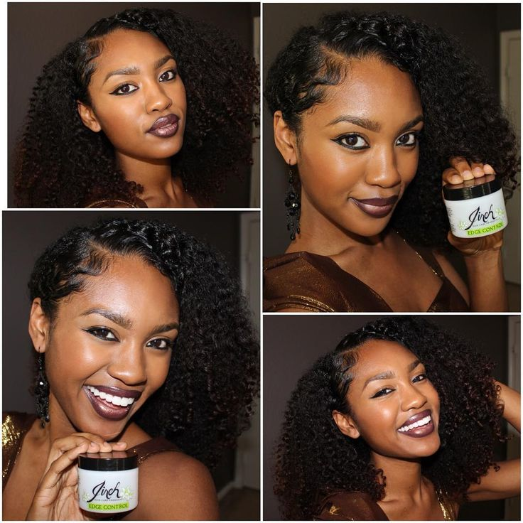 """ @curly_casey  Hair Care Products formulate w ingredients to PROMOTE HEALTHY HAIR Jireh Edge Control - 2in1 Shampoo/Conditioner -Juicy Curls…"""