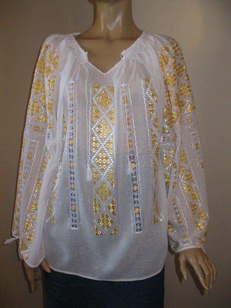 Romanian blouses - Long sleeved - GreatBlouses.com