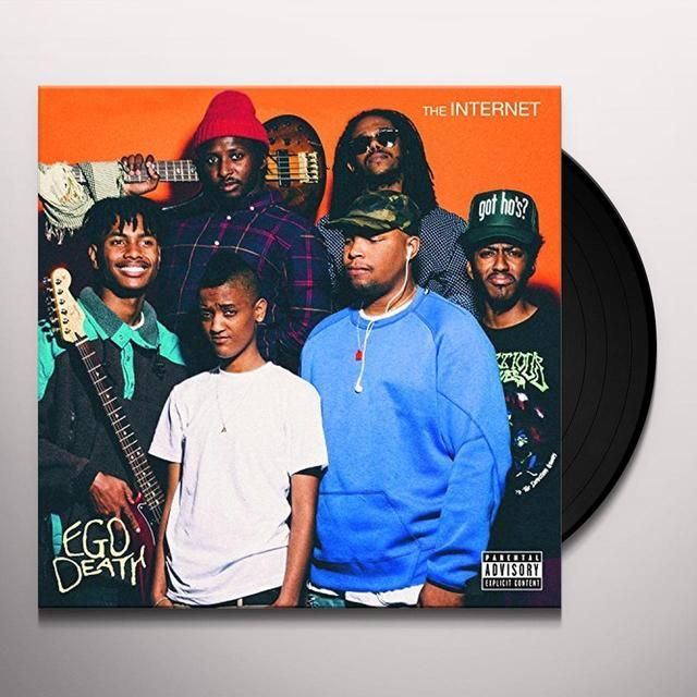 The Internet EGO DEATH (DLI) Vinyl Record