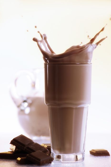 Peanut Butter Cup Protein Shake Recipe        1 scoop chocolate peanut butter protein (chocolate works fine too!)      1 cup unsweetened chocolate almond milk      1 tablespoon PB2 or Natural peanut butter      1/2 cup of ice    Blend and enjoy! Can get PB2 from Amazon