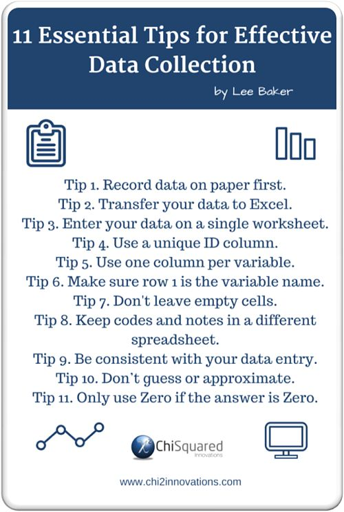 11 Essential Tips for Effective Data Collection