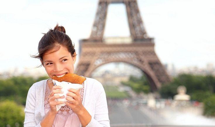 Παρίσι: Το καλύτερο φαγητό στο χέρι