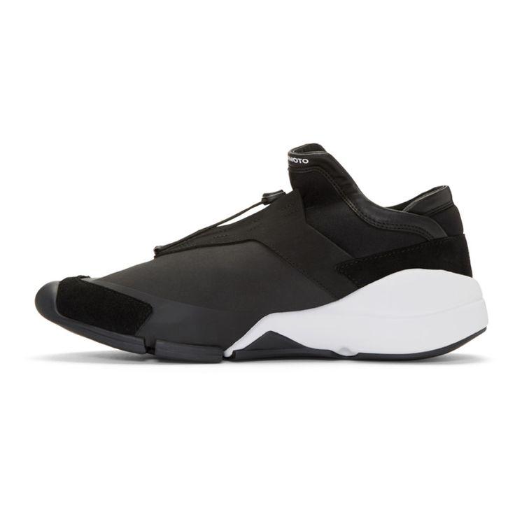 Y-3 - Black Future Sneakers