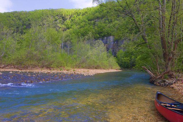 Float the Buffalo National River