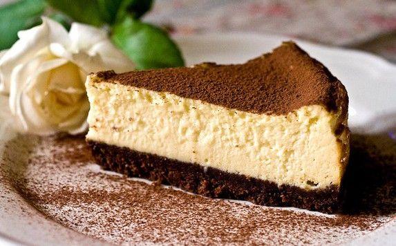 Caprese al cioccolato bianco http://www.stilefemminile.it/caprese-al-cioccolato-bianco/
