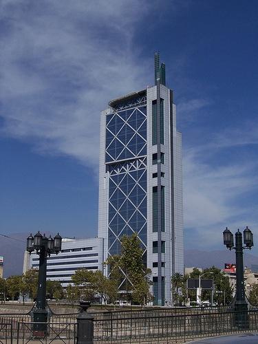 Telefónica Chile Building, Santiago