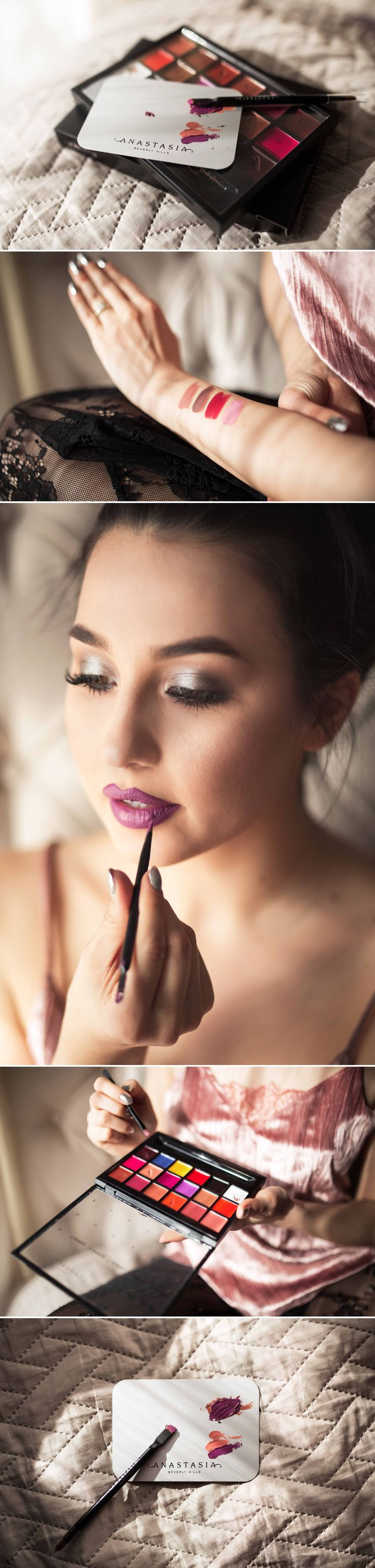 WOULD YOU LOVE TO HAVE YOUR OWN SIGNATURE LIPSTICK COLOR? I would. Here's how!