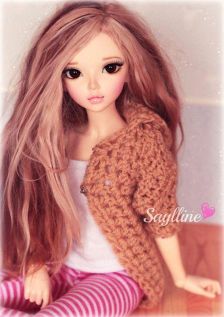 [ Minifee Chloe ] Jade > Cocooning by Saylline ♥ on Flickr.