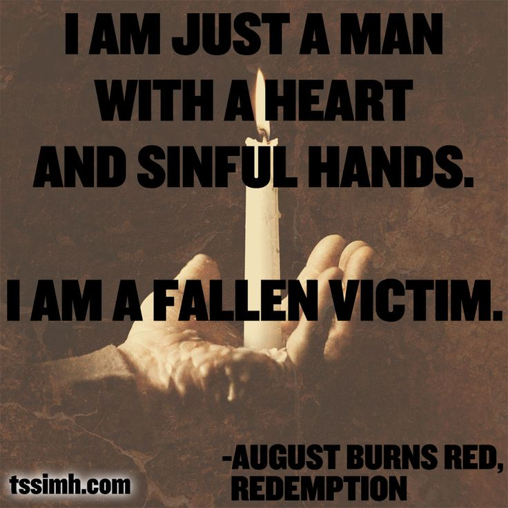 August Burns Red - Redemption