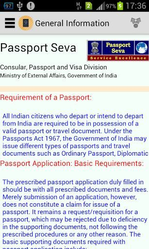 passport application home office