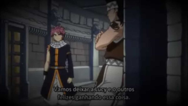 Fairy Tail AMV Can't Hold Us by Macklemore