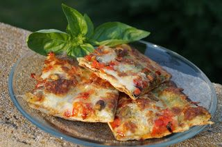 In The Kitchen with Jenny: Rosso Verde Pizza