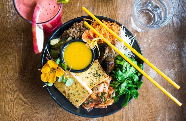 Best Toronto Vegetarian/Vegan Restaurants - 40 Essential Vegetarian Restaurants in Toronto