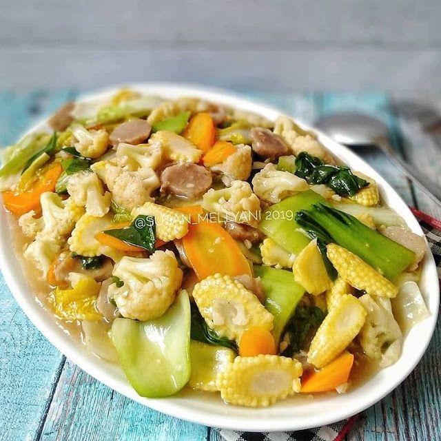 5 Resep Capcay Spesial Yang Enak Mudah Praktis Dan Sederhana Di 2020 Resep Masakan Cina Resep Masakan Resep