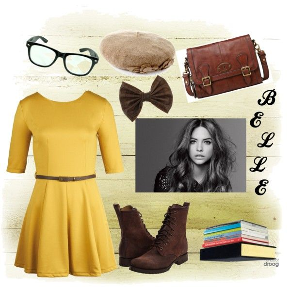 Hipster Belle - Beauty and the Beast