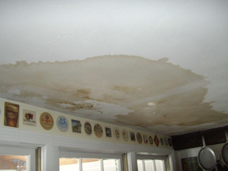 how to repair ceiling stains u0026 water damage on flora brothers painting