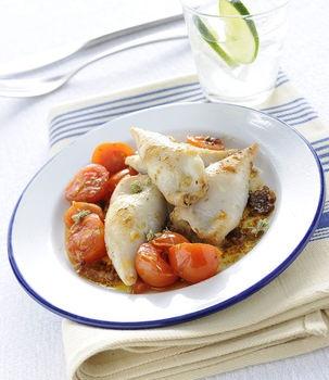 Non sai cosa cucinare oggi? Prova con i #calamari ripieni