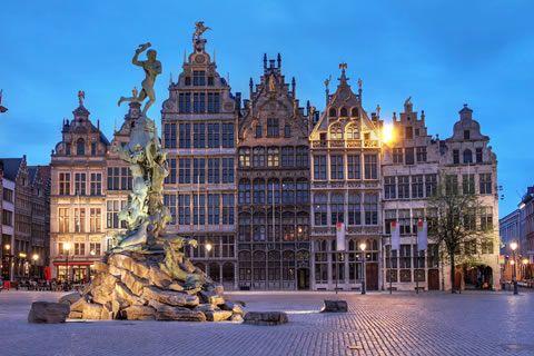 Vind de beste tips voor een weekendje Antwerpen   CityZapper.nl