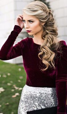Latest Long Hairstyles 2016   Female Long Hair   Updo Haircuts 20190929 – Septem…