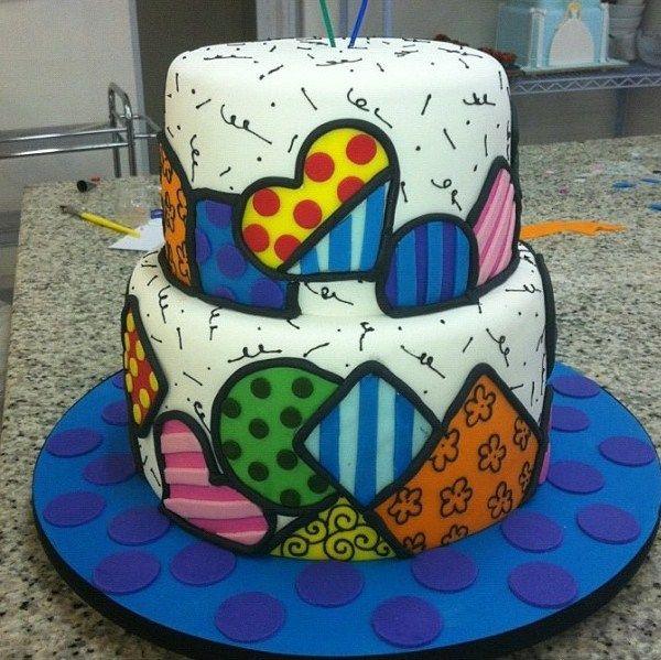 Britto cake!