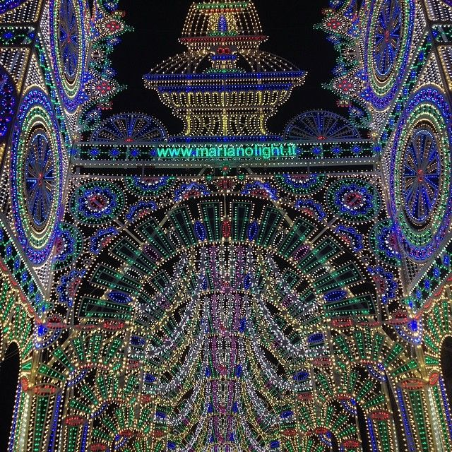 Saint's day illuminations