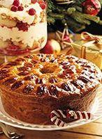 Apricot-Pecan Fruitcake - GoodHousekeeping.com