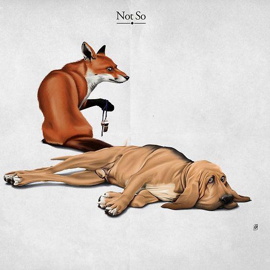 Not So art | decor | wall art | inspiration | animals | home decor | idea | humor | gifts