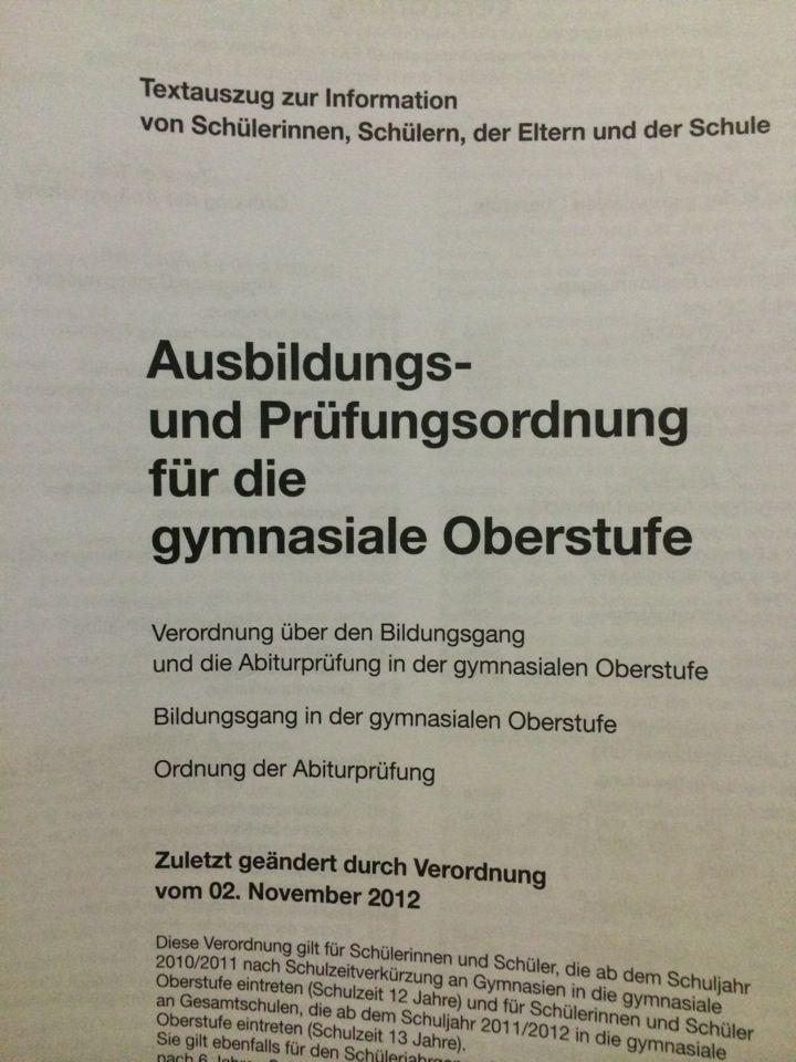 Comenius-Gymnasium in Düsseldorf, Nordrhein-Westfalen
