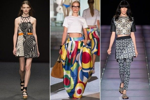 Milan Fashion Week Spring 2015 Best Fashion Trends