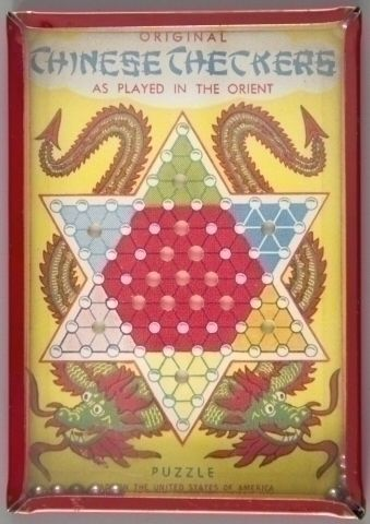 Original Chinese Checkers | board game
