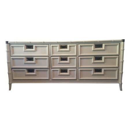 Thomasville Dresser with Brass Hardware $1200