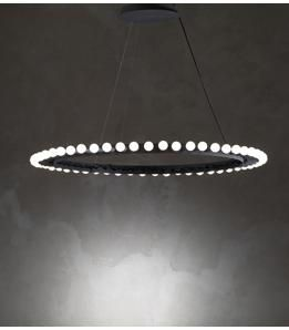 """Big Shine"" bulb chandelier 