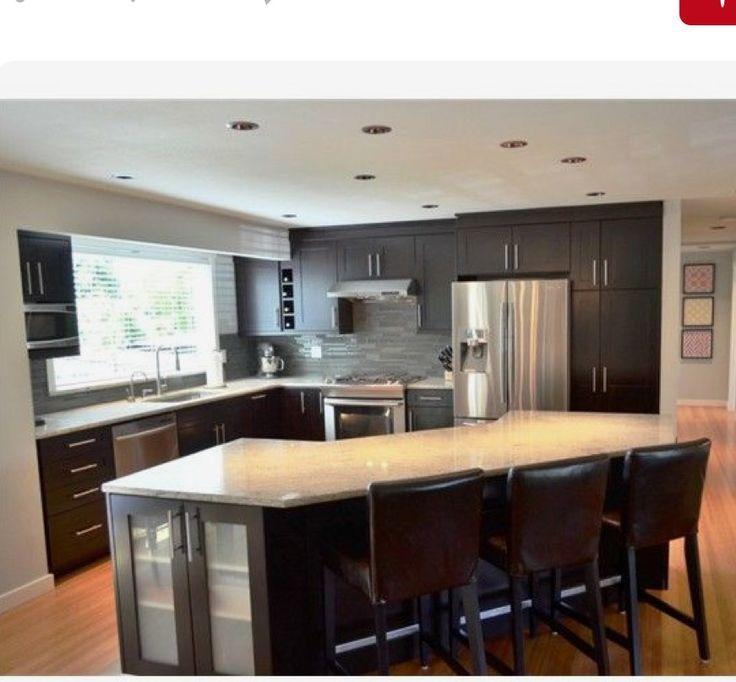Split Foyer Kitchen Remodel Ideas: Best 25+ Split Level Kitchen Ideas On Pinterest