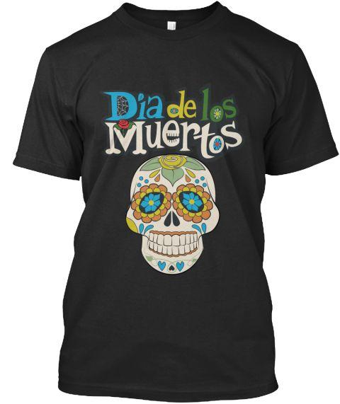 Dia de los Muertos Day of the dead T-shirt