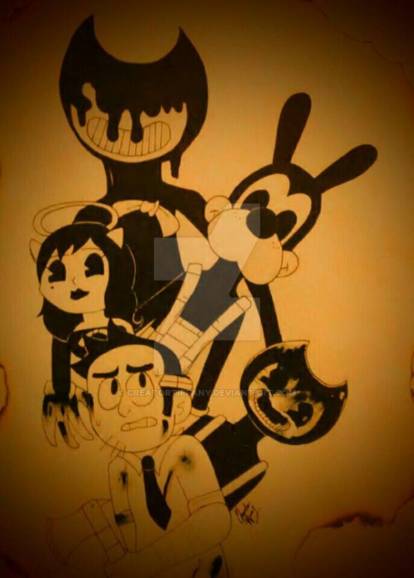 chapter 2 bendy and the ink machine