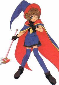 The Witches costume - Cardcaptor Sakura Wiki - Wikia