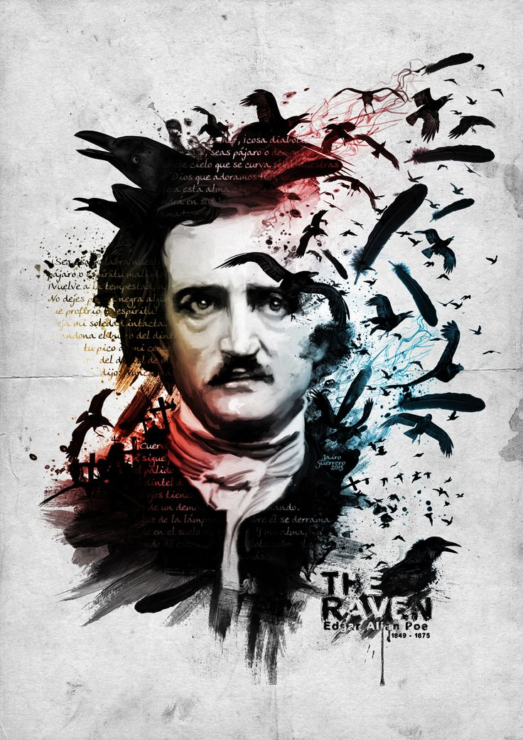 Edgar Allan Poe -The Raven
