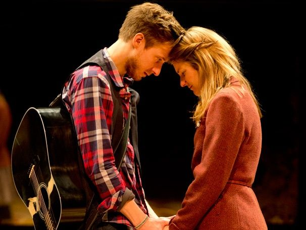 Doctor Who's Arthur Darvill & Joanna Christie Set as New Leads of Bway's Once. Rory can sing?!