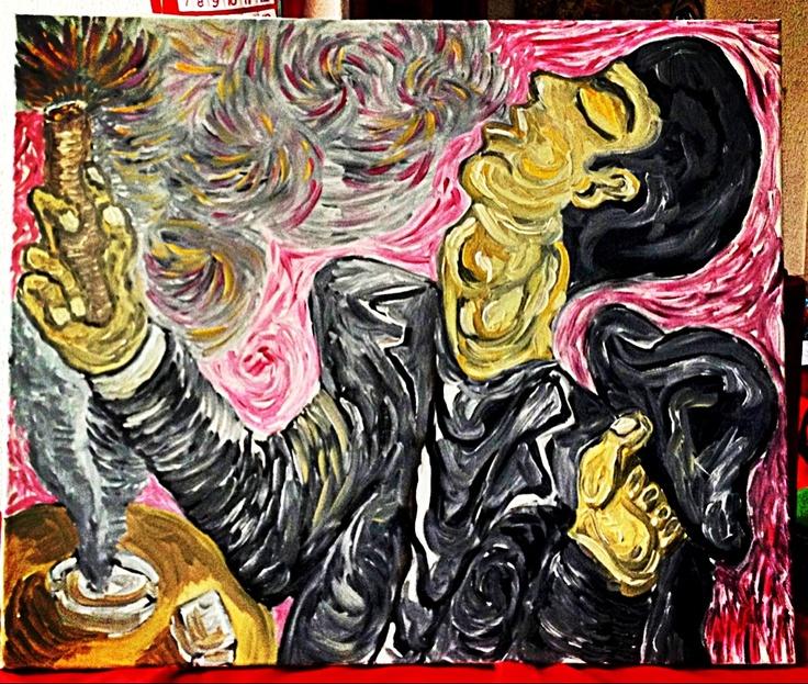 """""""Prestidigitador Habanero"""" by Rony."""