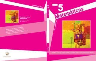 5⁰ Guatemática Alumno