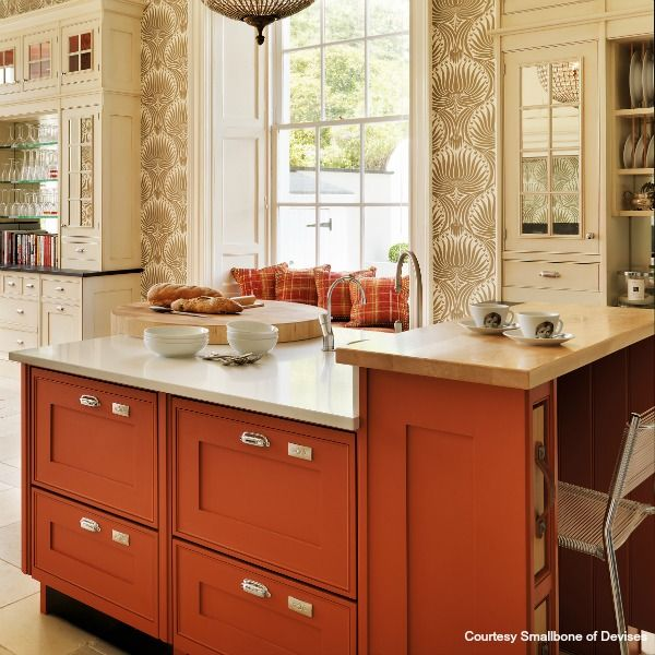 66 Best Images About Orange Kitchens On Pinterest: Best 25+ Orange Kitchen Wallpaper Ideas On Pinterest