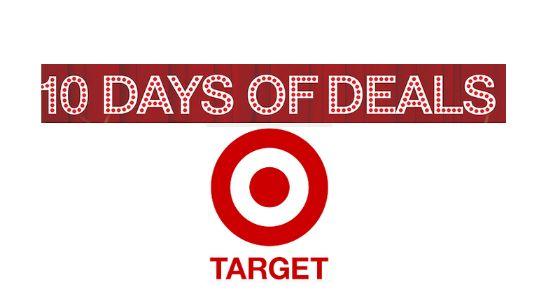 Target: 10 Days of Deals!