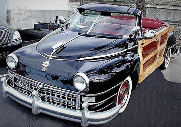 1946-48 Chrysler PT Cruiser conv.!