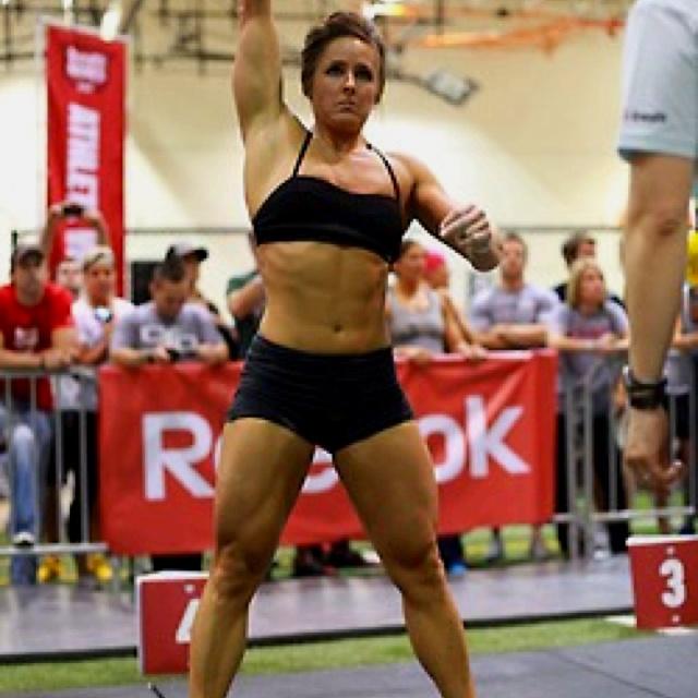 Stacie Tovar. CrossFit.
