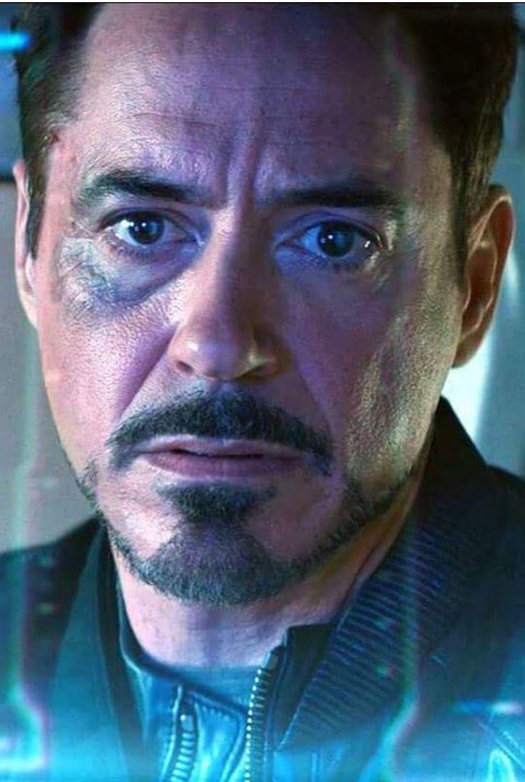 Tony Stark-Robert Downing,Jr........