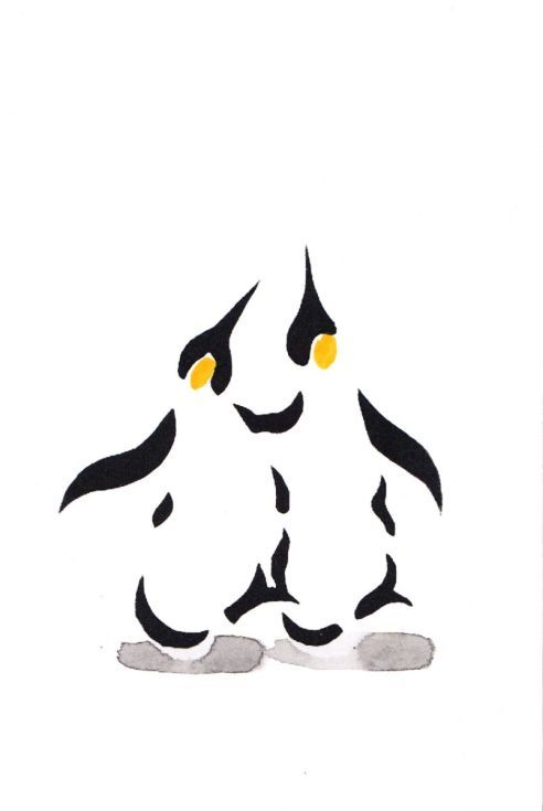 Buy Two penguins (Woodcut) 1015.1, Woodcut by Becca Alaway on Artfinder. Discover thousands of other original paintings, prints, sculptures and photography from independent artists.