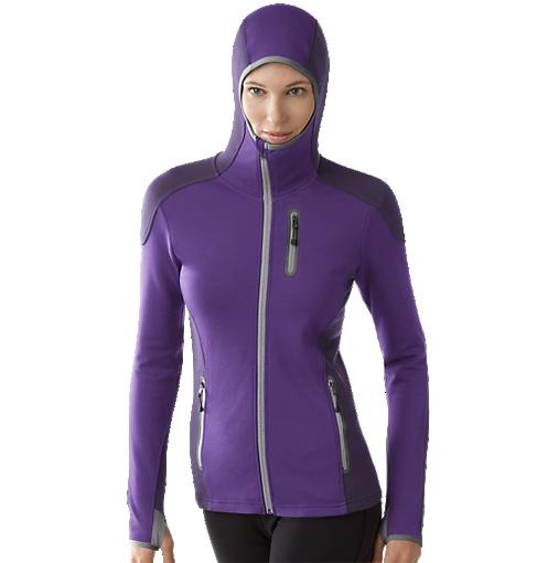 Merino Wool Women's TML Mid Full-Zip Hoody/ great Colors: Mid Full Zip, Marie S Perfect, Mid Fz, Tml Mid, Color, Offset Zipper, Cozy Hoodie