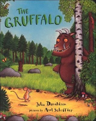 The Gruffalo : Julia Donaldson : 9780803730472