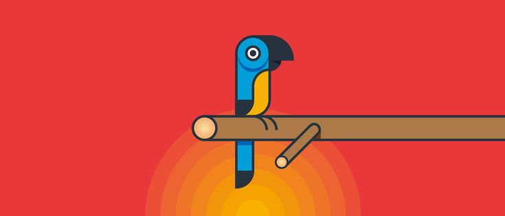 Collection of Illustrated Animals on Behance